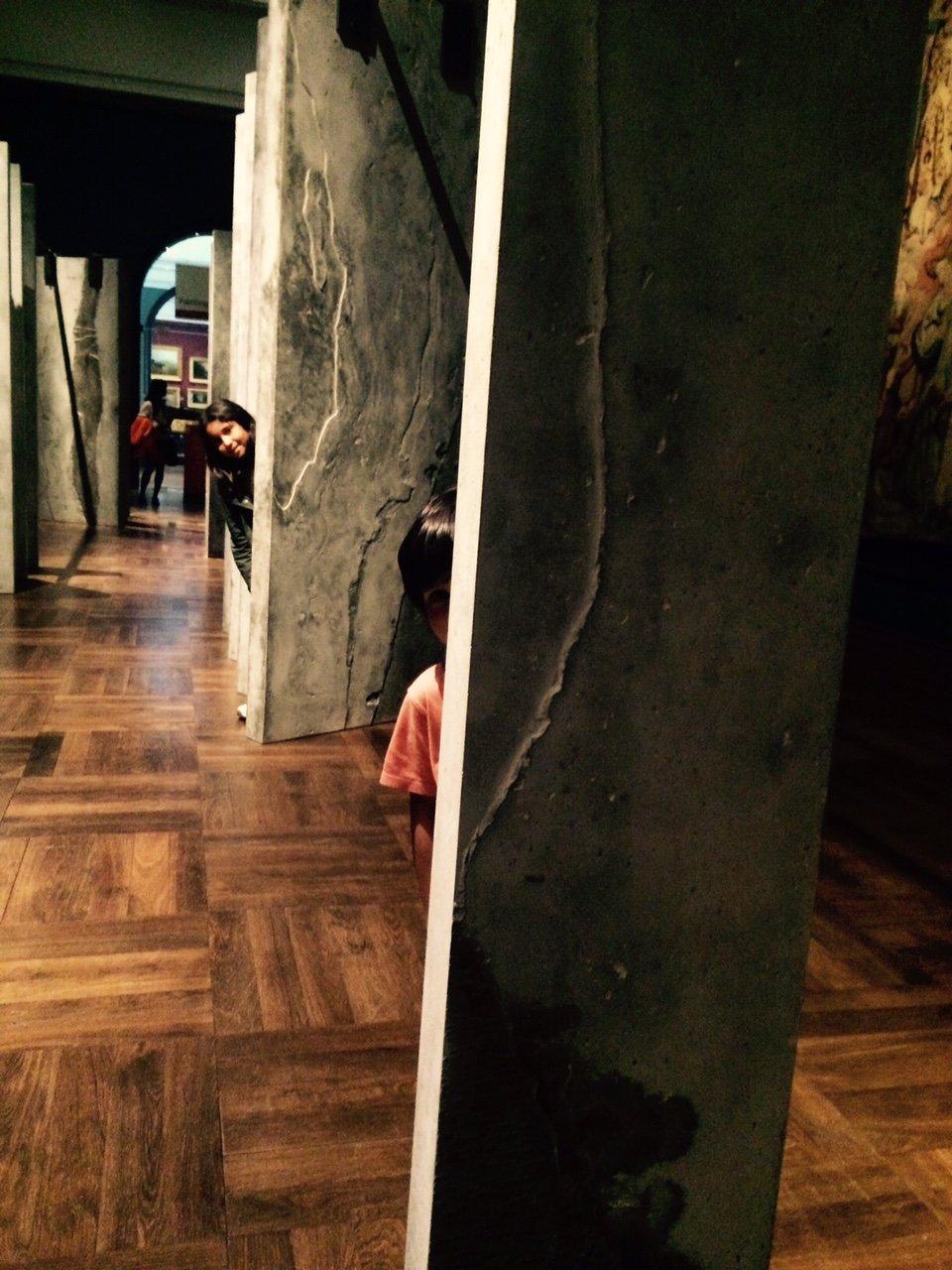 Grafton Architects, V&A Tapestries Gallery ©DesignTalks
