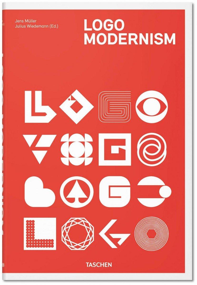 Logo Modernism Cover © TASCHEN