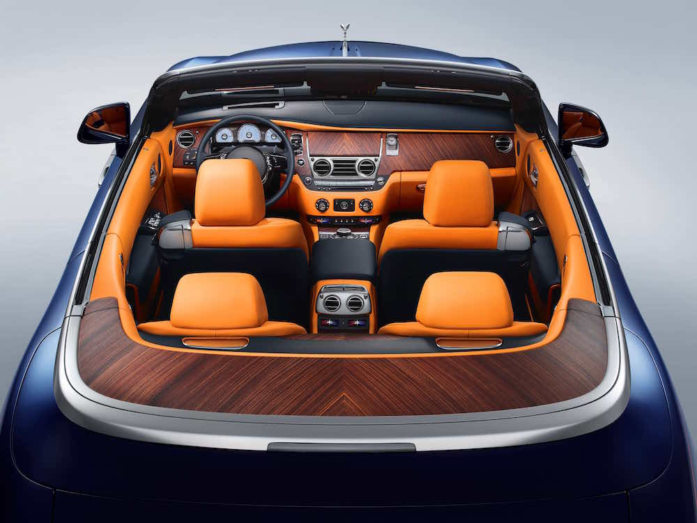 Rolls-Royce 2015 Drophead Dawn