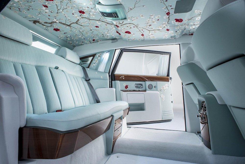 Rolls-Royce Phantom Serenity bespoke special edition