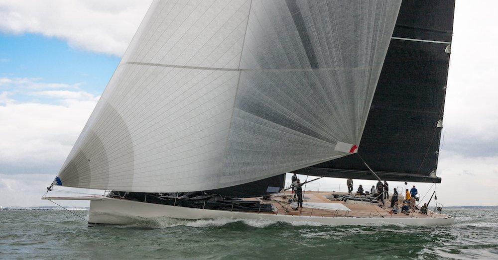 Wallycento# Pininfarina and Wally Yachts