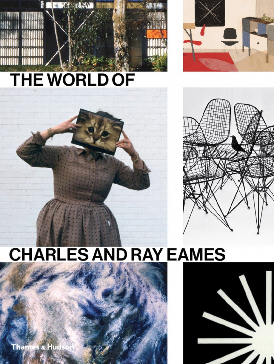 visiting the world of charles ray eames. Black Bedroom Furniture Sets. Home Design Ideas