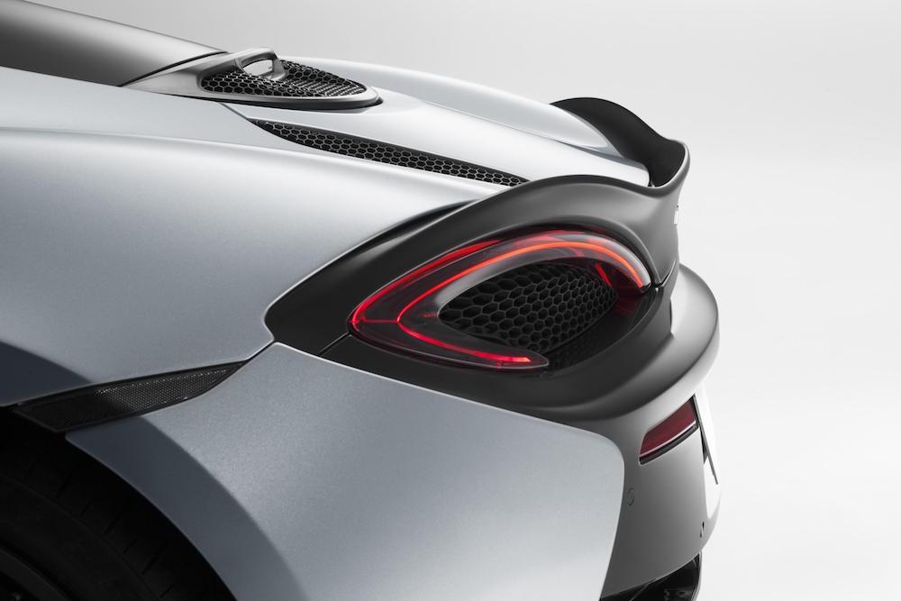 McLaren Automotive 570 GT