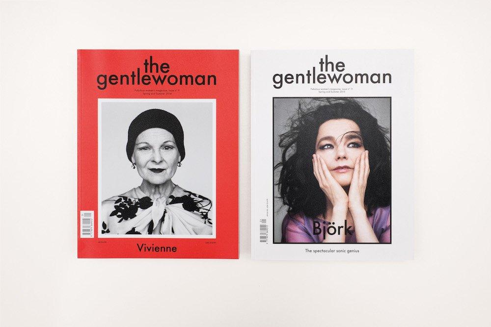 The Gentlewoman © Jop van Bennekom and Veronica Ditting