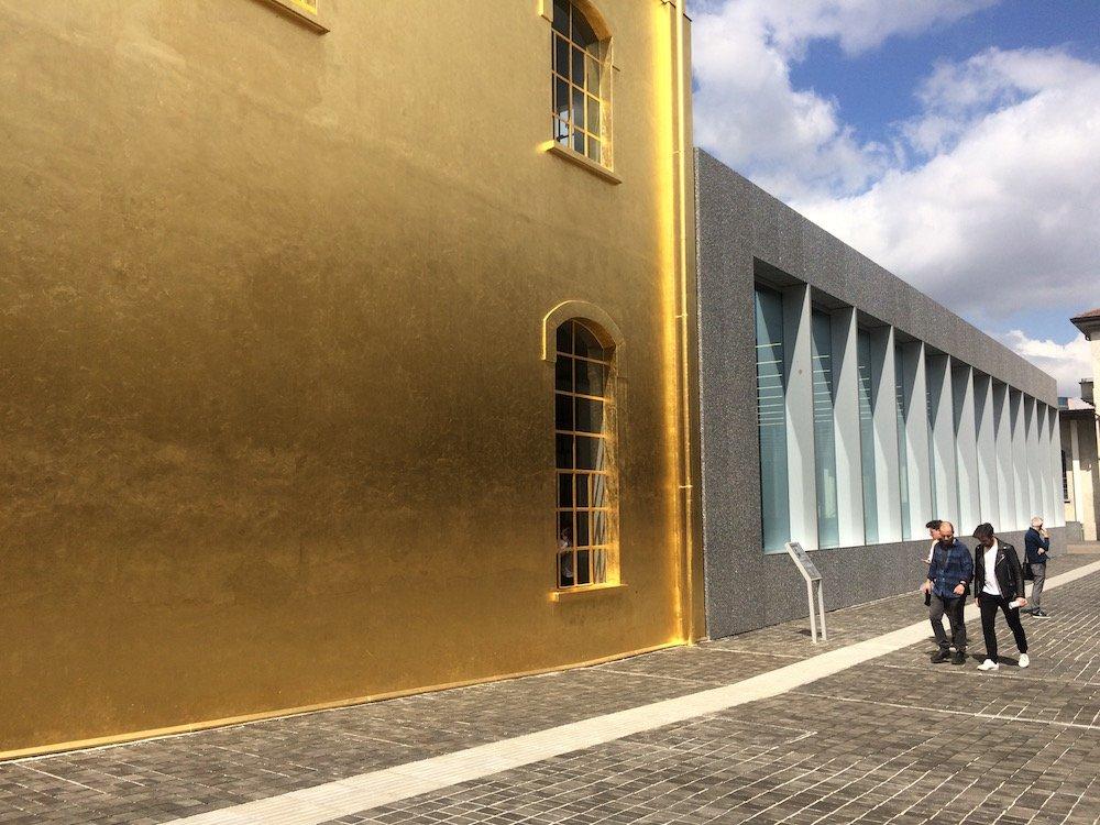 Fondazione Prada Milan by Rem Koolhaas © Spinach