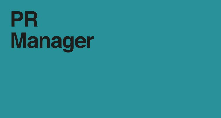 PR Manager Jobs London Spinach