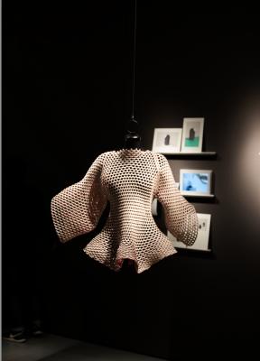 Lexus exhibition, Salone del Mobile © Spinach