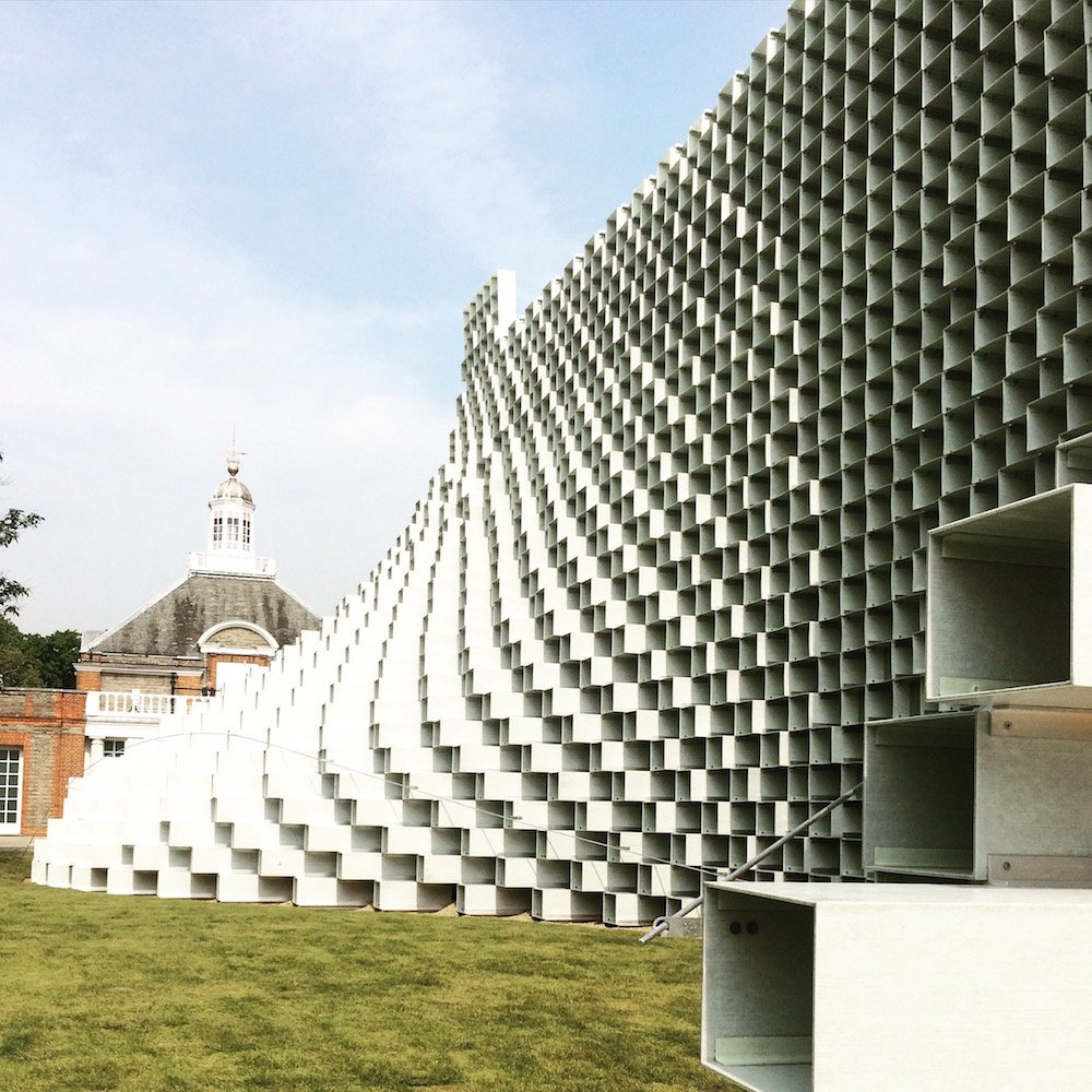 2016 Serpentine Pavilion by BIG