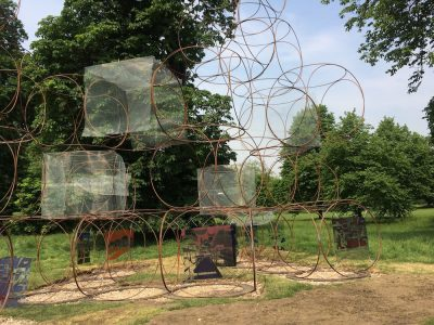 2016 Serpentine Pavilion by Yona Friedman