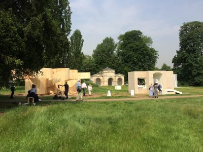 Serpentine Pavilion Summer Houses