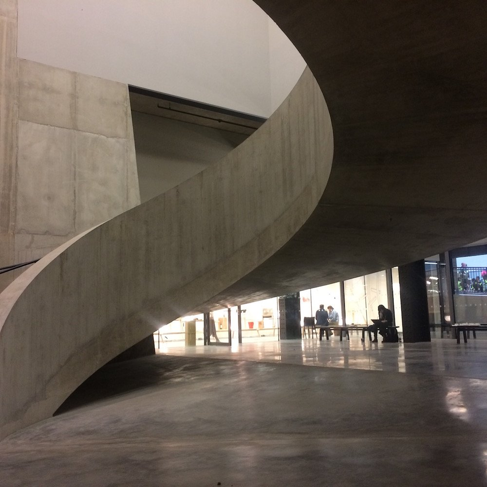 Switch House Tate Modern © Design Talks