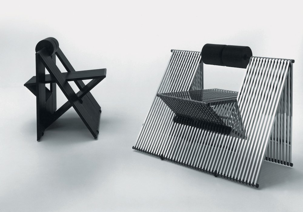 Mario Botta chair