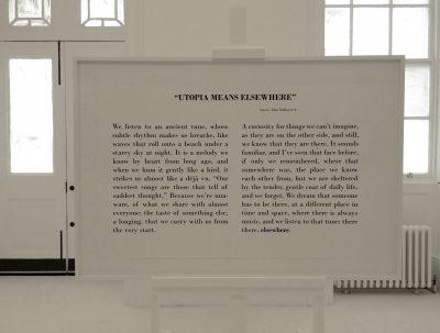 Germany pavilion by Konstantin Grcic at London Design Biennale