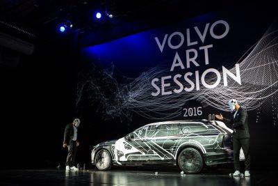 Ata Bozaci at Volvo Art Session