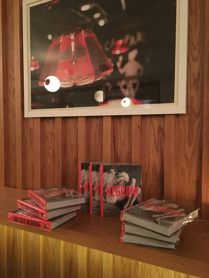 The Life Negroni at Cocktail Kitchen Dubai