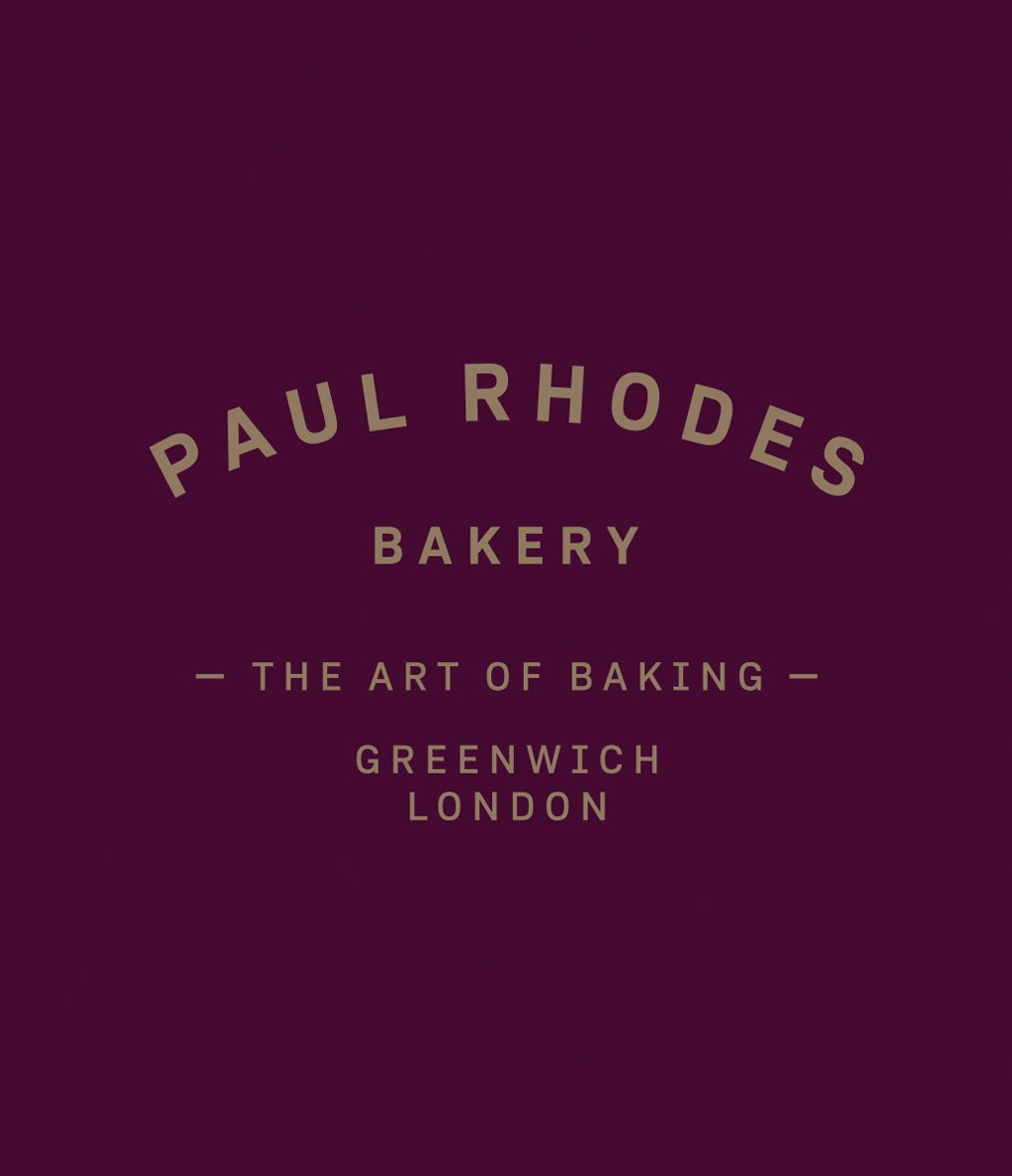 Paul Rhodes Bakery Brand Book created by Spinach Design
