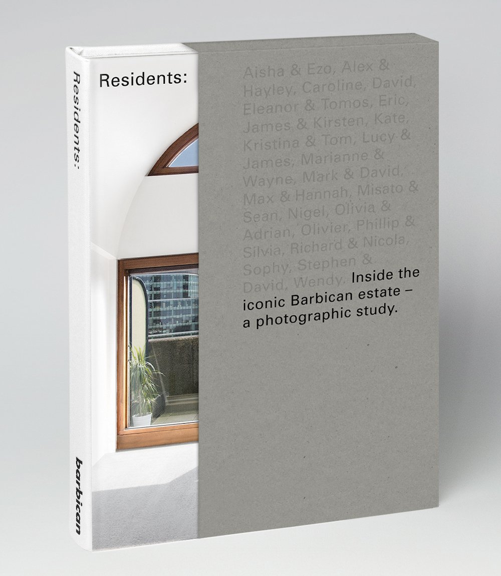 Residents, Inside the Iconic Barbican Estate