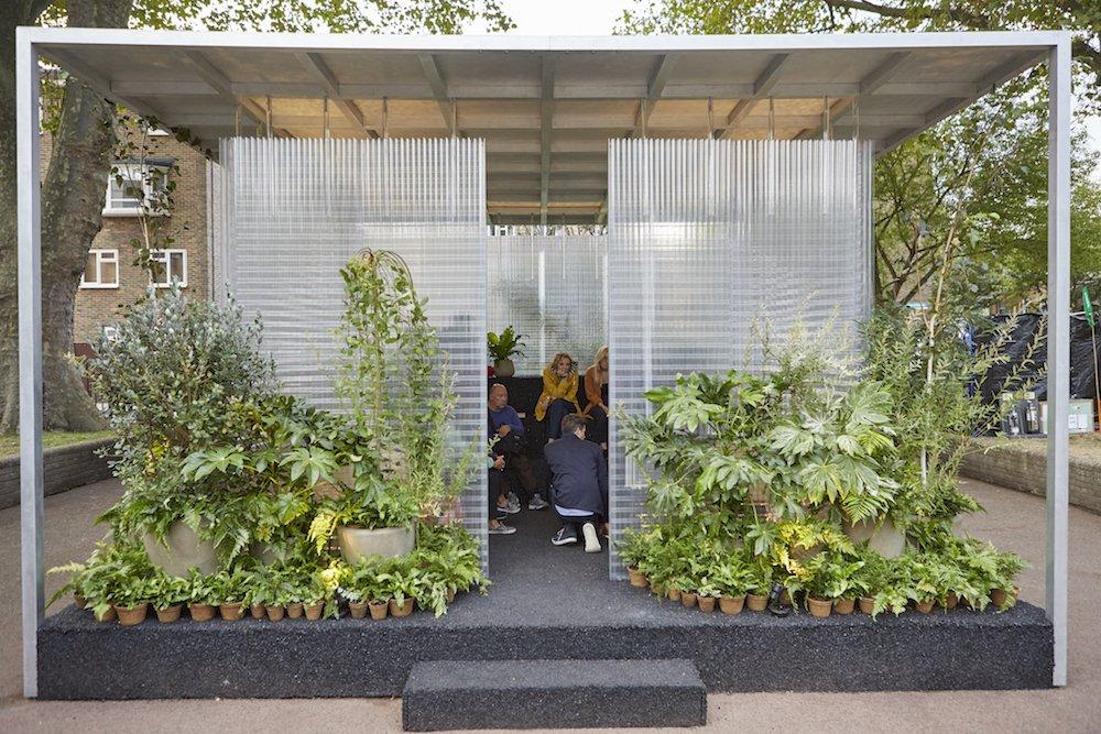 MINI Living by architect Asif Khan