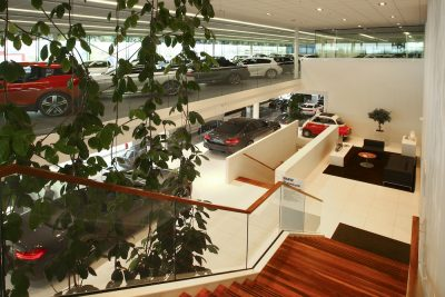 BMW Group showroom Amsterdam