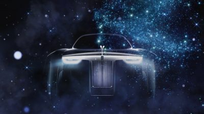Spirit of Ecstasy by House of Rolls-Royce