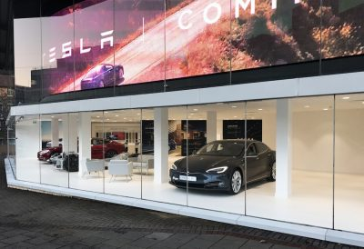 Tesla Chiswick London