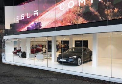 Tesla Chiswick London