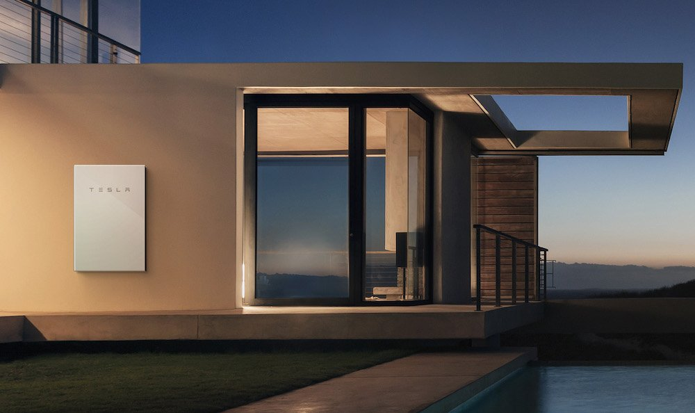 Tesla Powerwall 2 photo © Alexis Georgeson