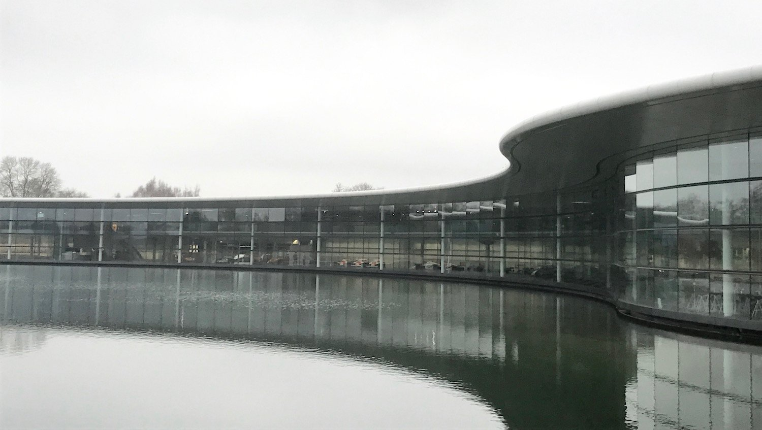 McLaren Automotive Technology Centre