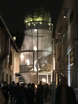 MINI Living Beathe by SO-IL part of Fuorisalone Milano ©Spinach
