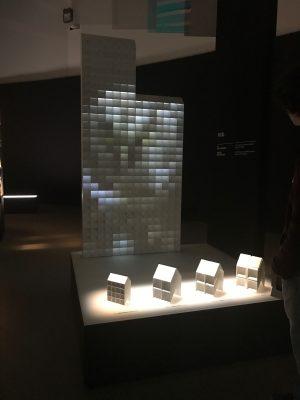 Pixel by Hiroto Yoshizoe for Lexus, Fuorisalone Milano ©Spinach