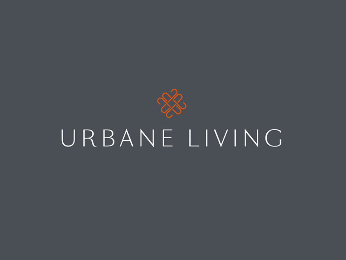 Urbane Living logo by Spinach
