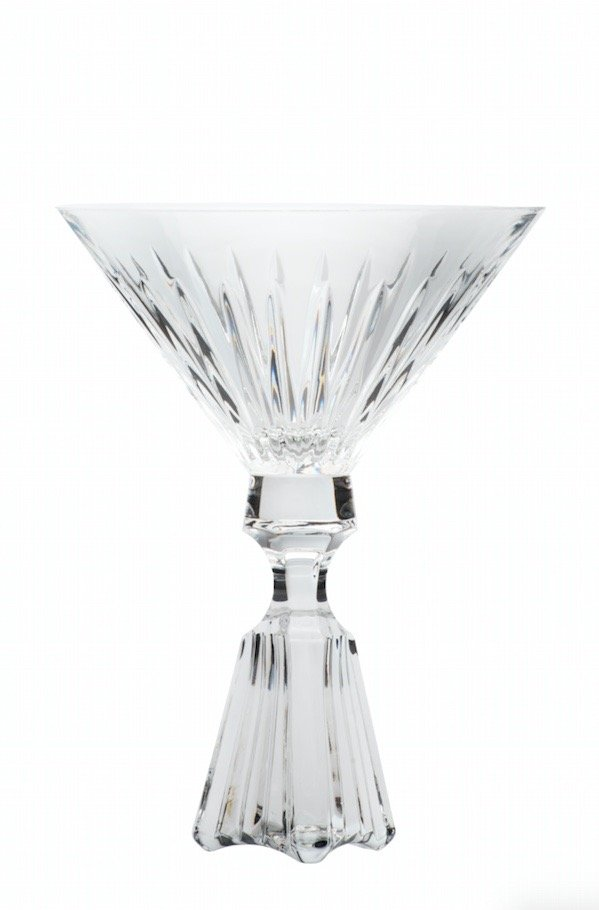 Lee Broom unveils The Perfect Ten Martini glass