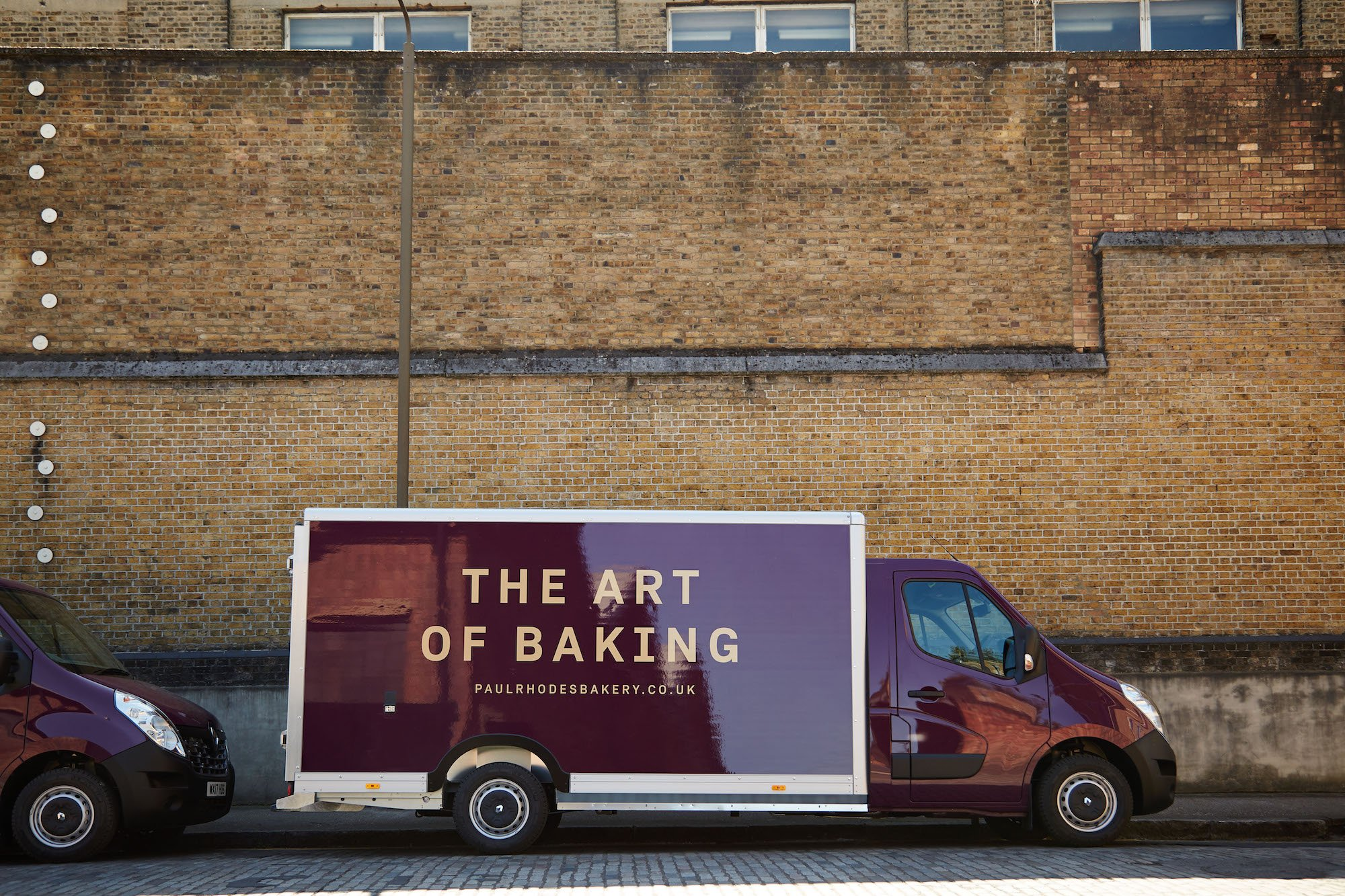 Paul Rhodes Bakery 'The Art of Baking' by Spinach