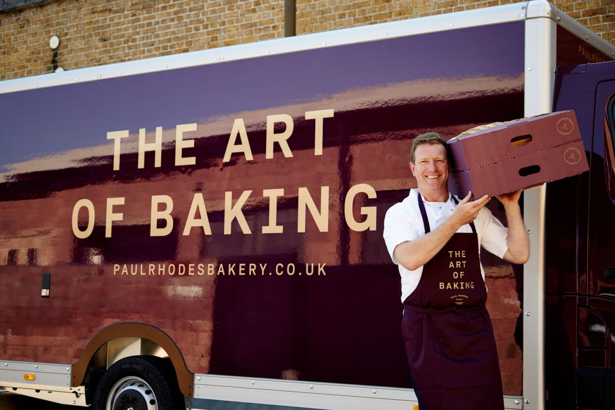 Paul and Paul Rhodes Bakery 'The Art of Baking' by Spinach