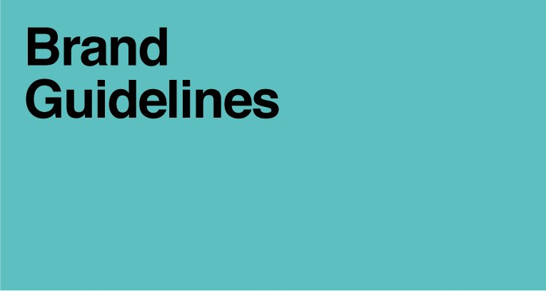 Digital Brand Guidelines Agency London