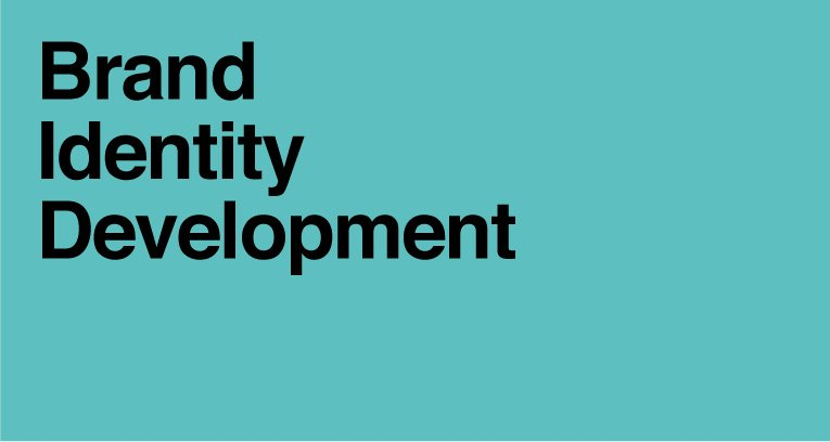 Brand Identity Development Agency London