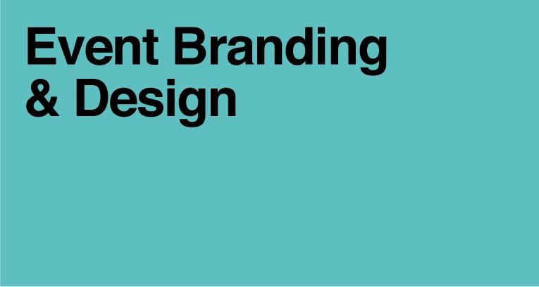 Event branding agencies