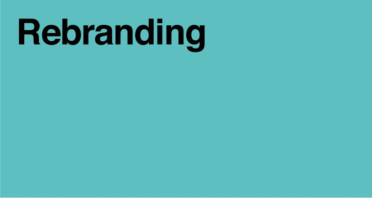 Rebranding Agency London