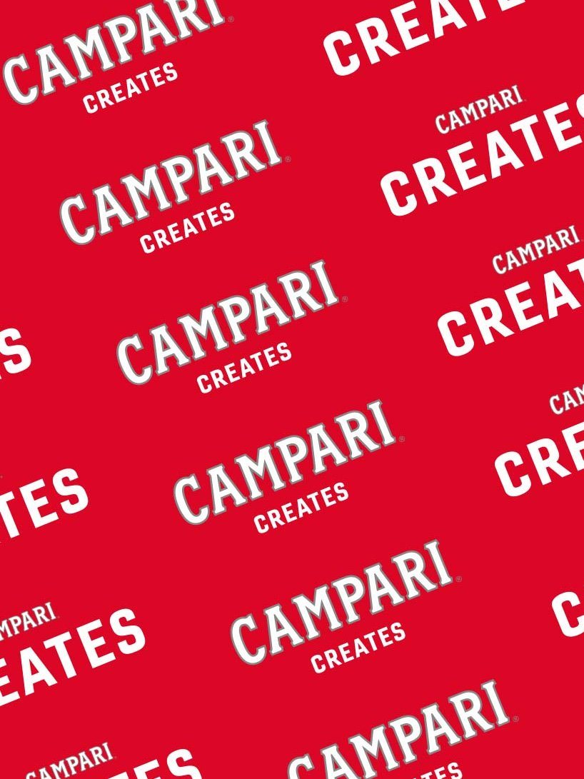 Campari Creates Spinach Advertising