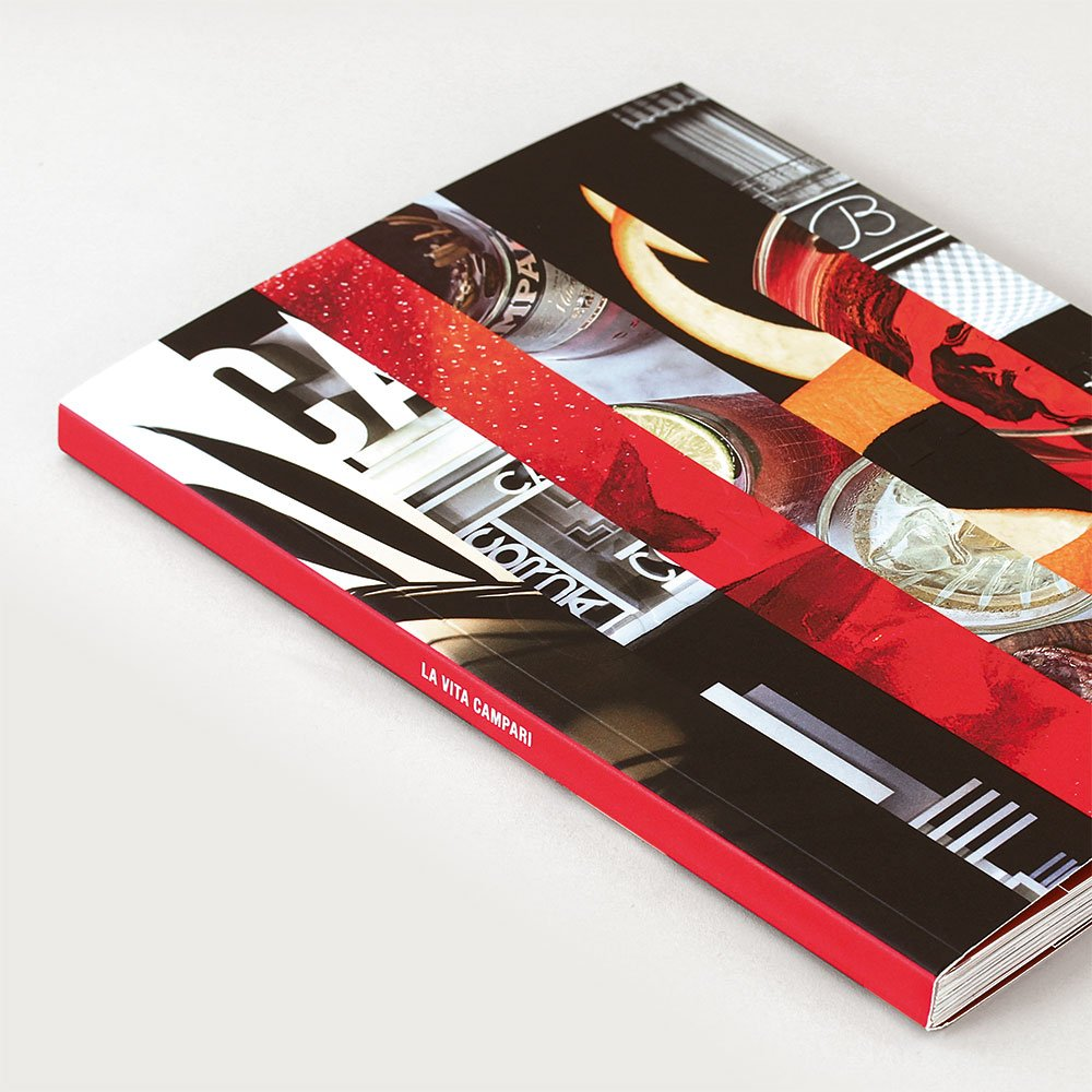 Campari Brand book by Spinach Branding & Design