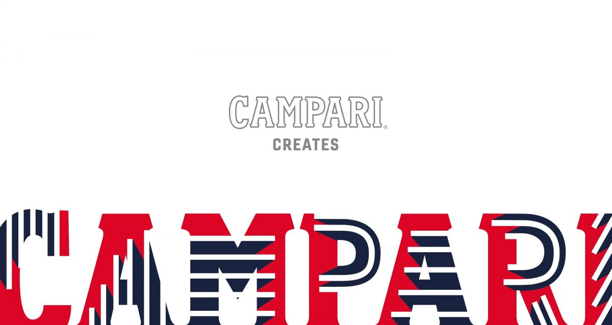 Campari Create Branding by Spinach Brand Marketing Agency London