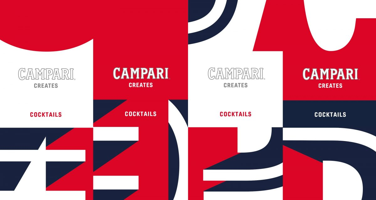 Campari Advertising by Spinach