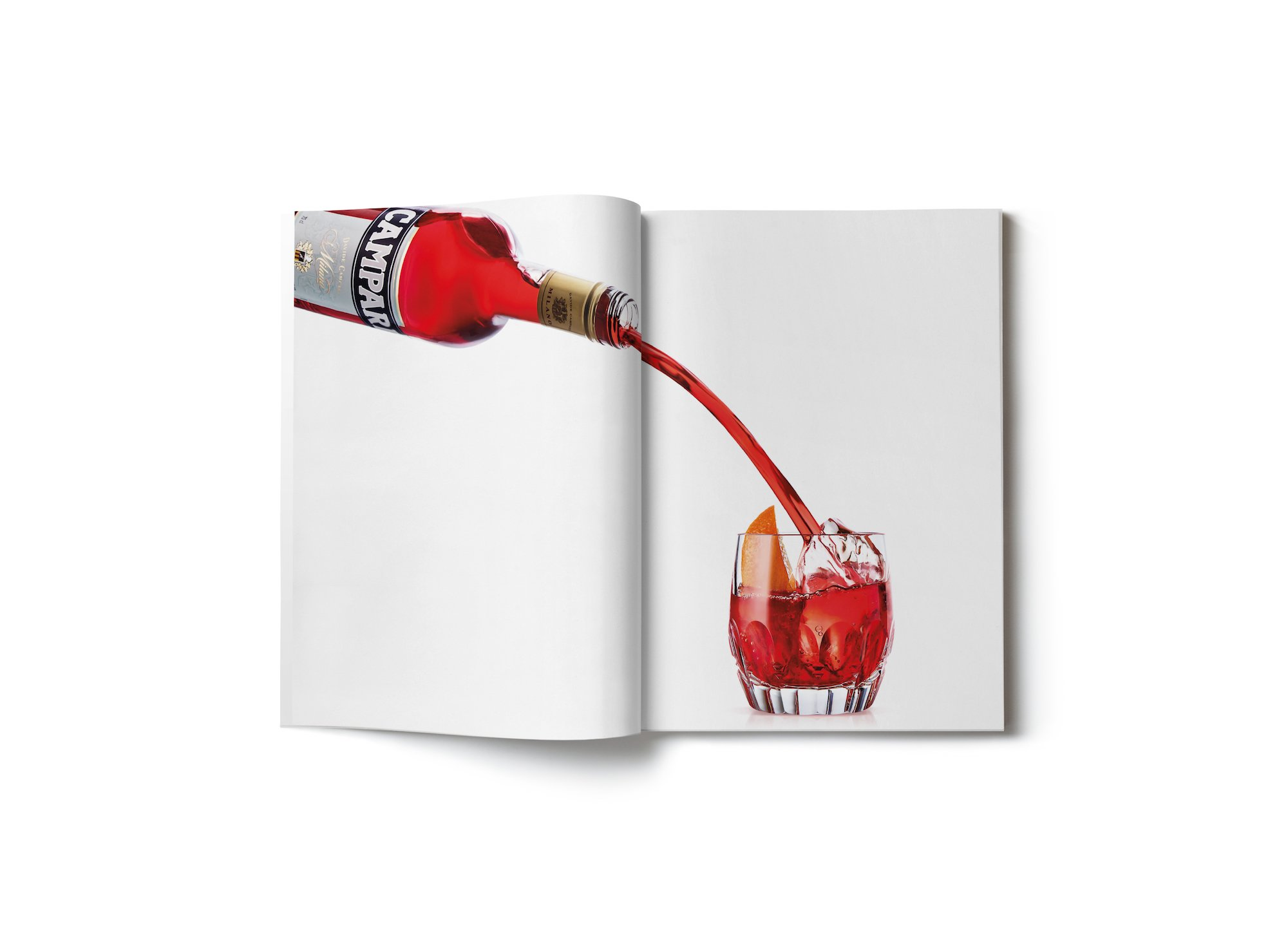 'La Vita Campari' by Spinach for Campari © Spinach