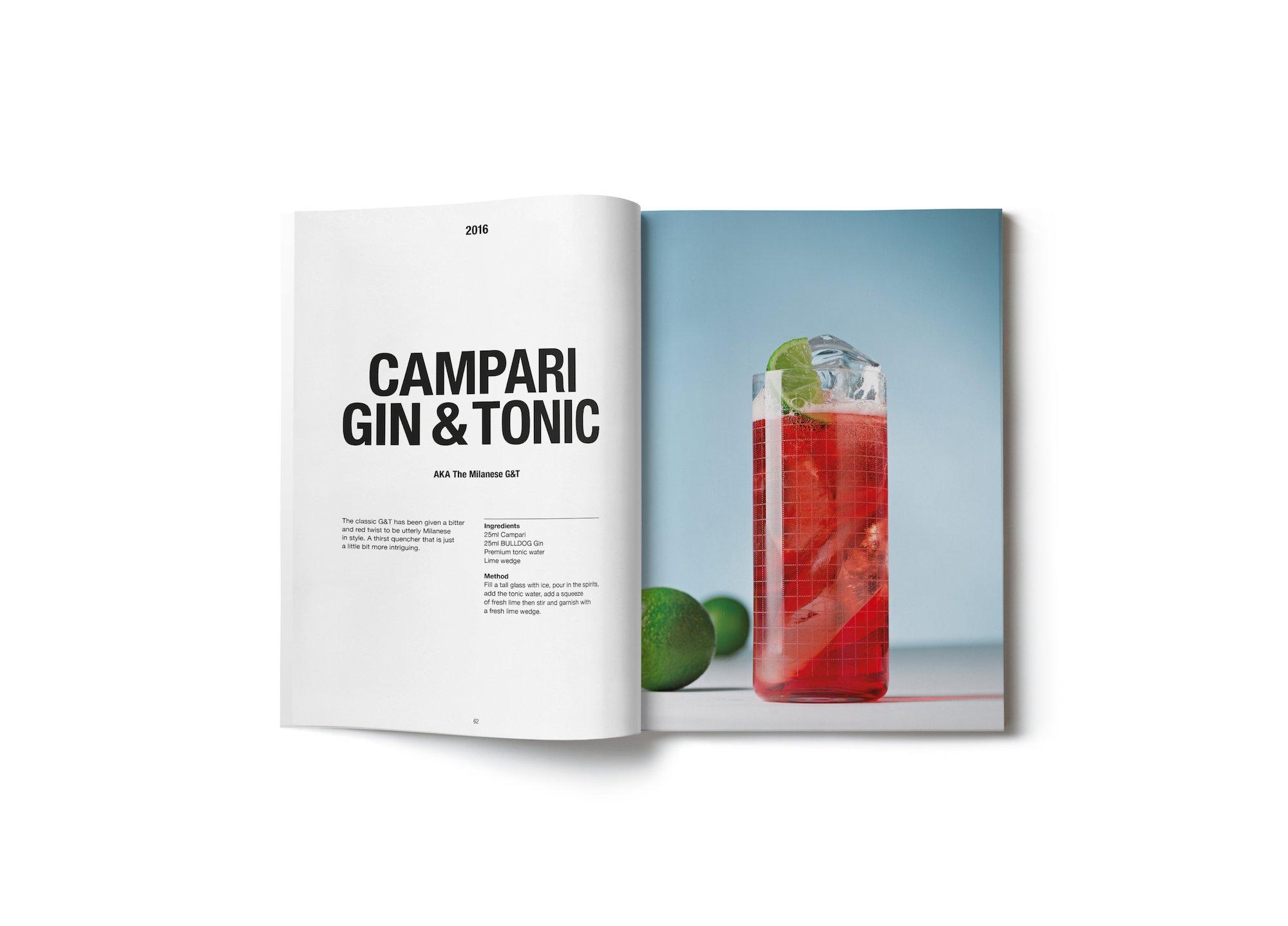 'La Vita Campari' by Spinach for Campari © Spinach