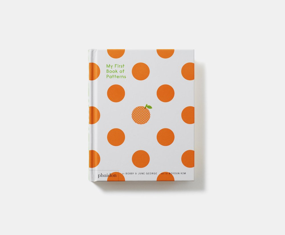 My First Book of Patterns © Phaidon