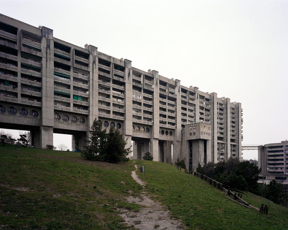 IACP (Carlo Celli / Luciano Celli): Rozzol Melara, Trieste, Italy, 1969–1982. Photo © Paolo Mazzo 2010