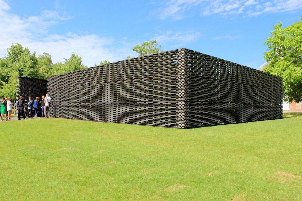 Serpentine Pavilion by Frida Escobedo