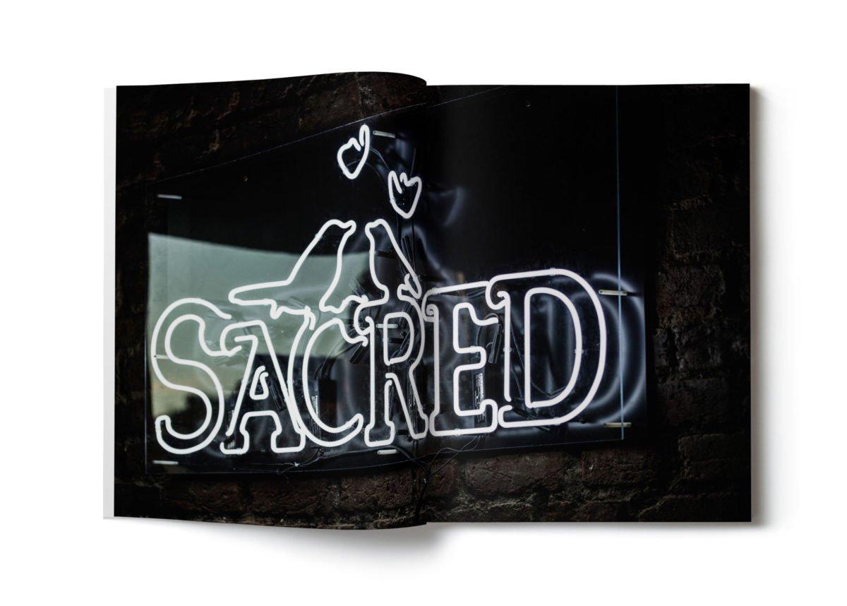 Sacred Spirits brand book
