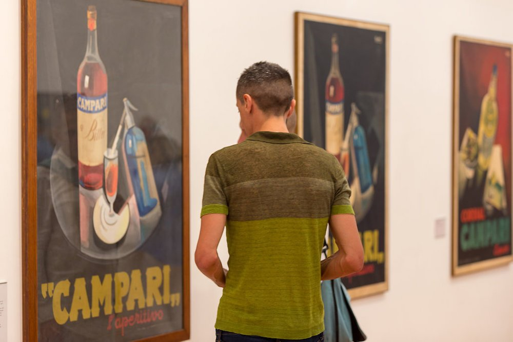 Art of Campari at Estorick Collection