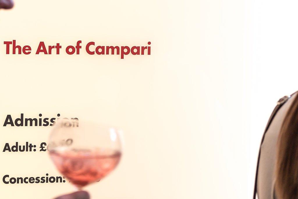 Art of Campari at Estorick Collection